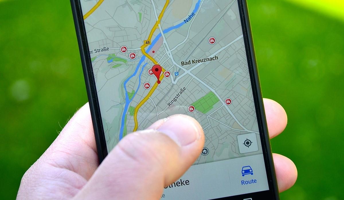 posizionamento su Google Maps